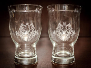 16.75oz Craft Glass - Personalization available!