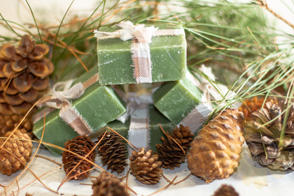 Relaxing Pine Soap
