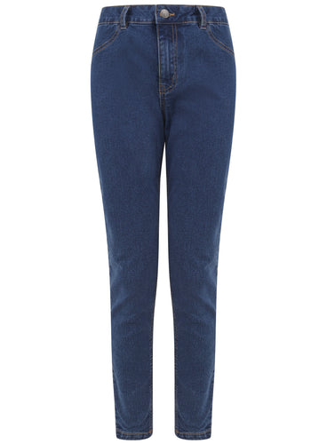 Ex Chainstore Skinny Blue Denim Jeasn