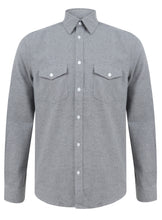 Ex Next Mens Long Sleeve Smart Casual Oxford Shirt