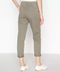 Ex Principles Khaki Tapered Chino Trousers