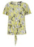 Ex Bon Marche Ladies Floral Spring Summer Angel Sleeve Blouse
