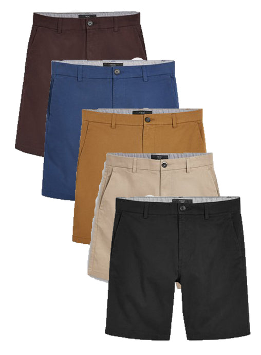 Ex Highstreet Stretch Chino Slim Fit Shorts