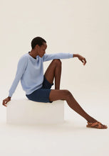 Ex Marks & Spencer Collection Leaf Print Maxi Dress