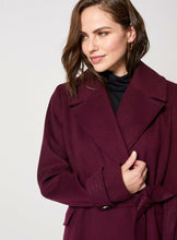 Ex Dorothy Perkins Berry Wrap Smart Winter Coat Jacket