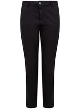 Ex United Colors of Benetton Ladies Cotton Cropped Trouser