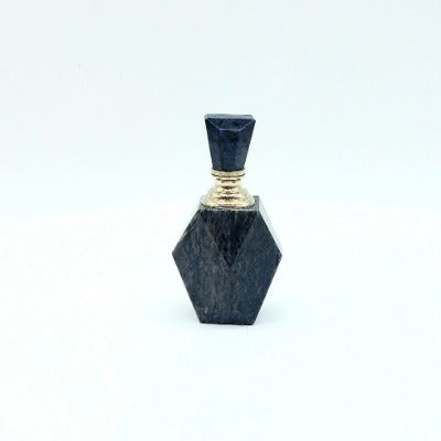 Dumortierite Perfume/Essential Oil Bottle