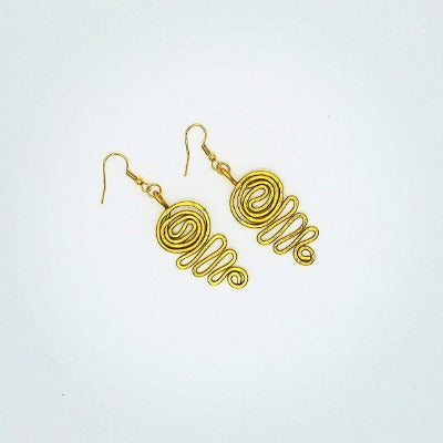 Goddess Vibes Gold Earrings
