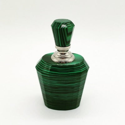 Malachite Perfume Bottle