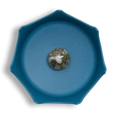 Crystal Water Bowl for Cats and Dogs