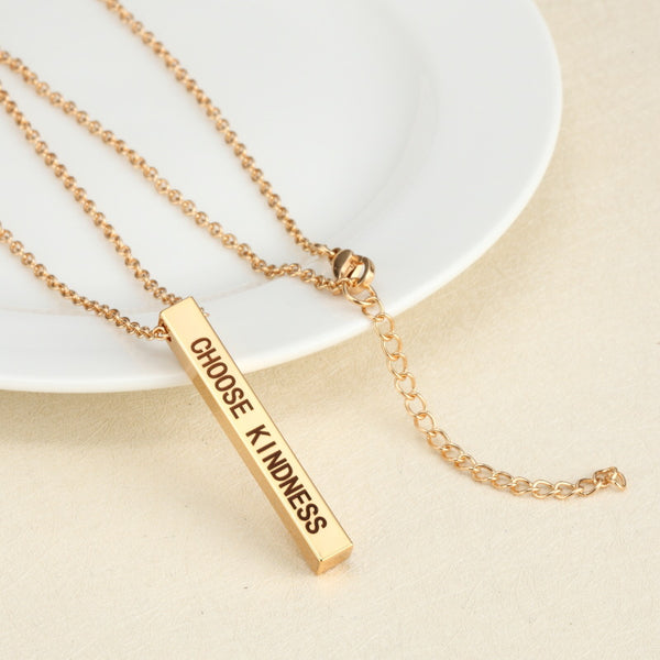 CHOOSE KINDNESS Necklace