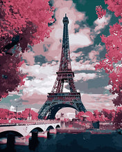 Eiffel Tower (Painting by Numbers)