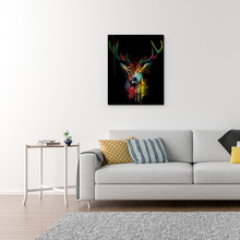 The color deer (Painting by Numbers)
