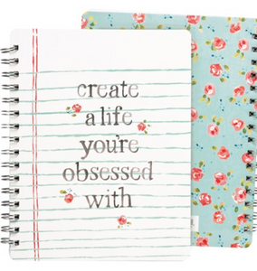 Create A Life Notebook