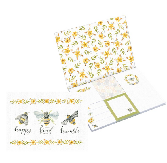Bee Adorable Sticky Notes