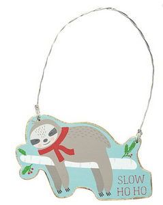 Slow Ho Ho Sloth