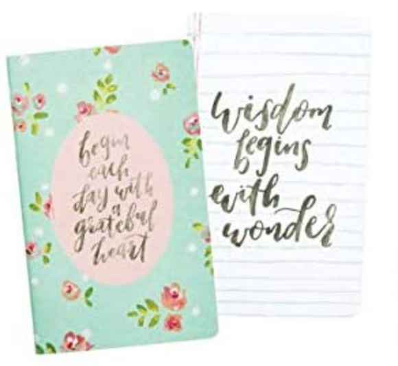 Wisdom - Grateful Heart Notebooks