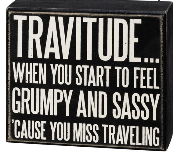 Travitude- Cause You Miss Traveling