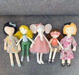 Adorable Soft Dolls 6 Styles