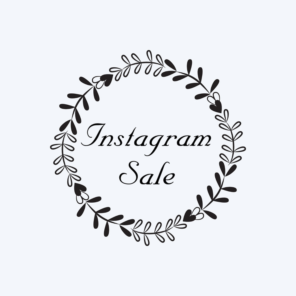 Instagram Sale for @_the_crystal_witch