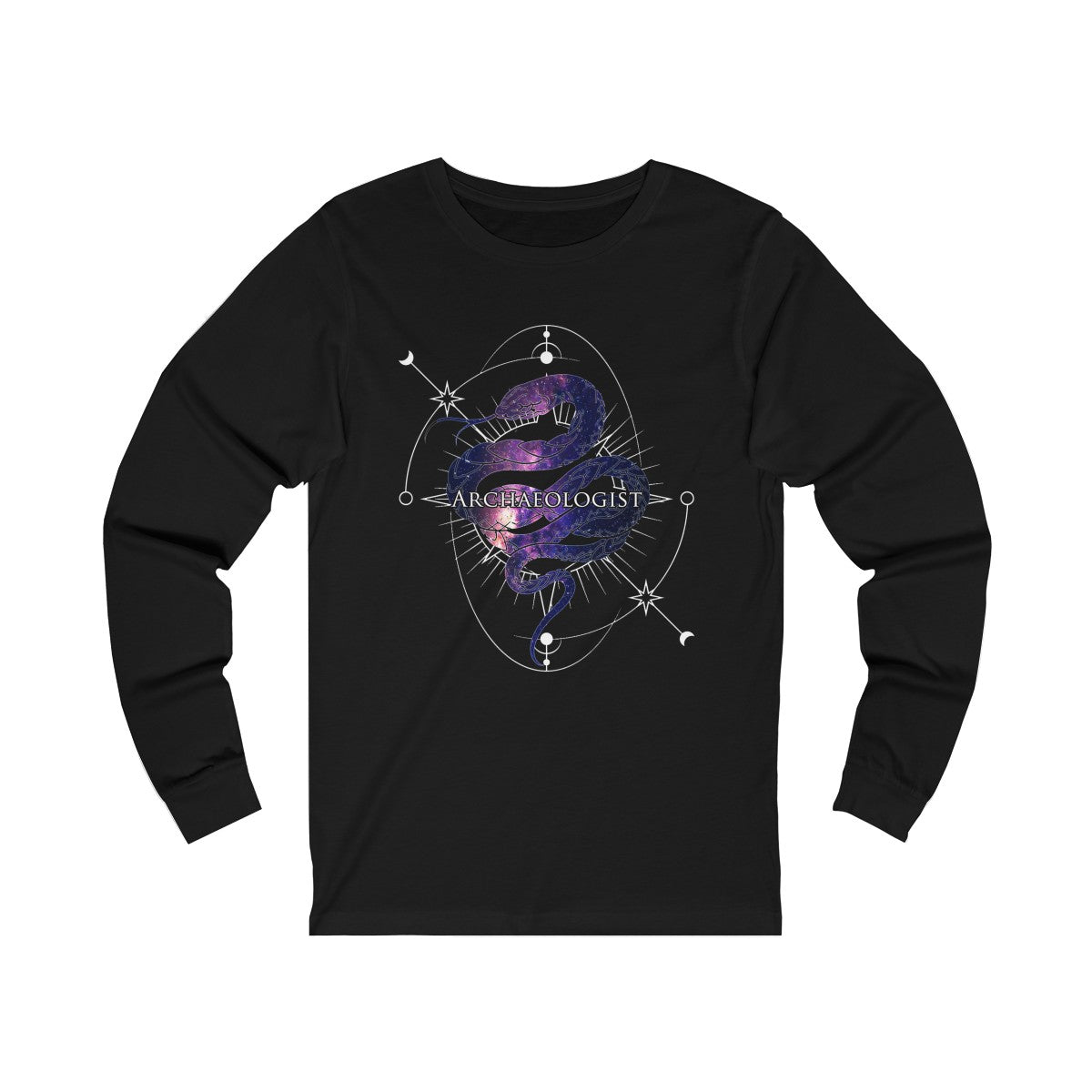 Archaeologist Long Sleeve Tee