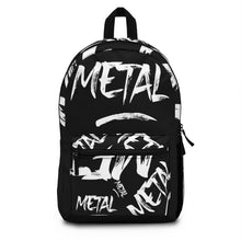 "Load image into Gallery viewer, Backpack ""Metal'"