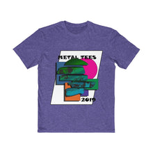 Load image into Gallery viewer, Throwback Genre Meld Metal Tees Tee