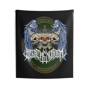 Begat the Nephilim Indoor Wall Tapestries