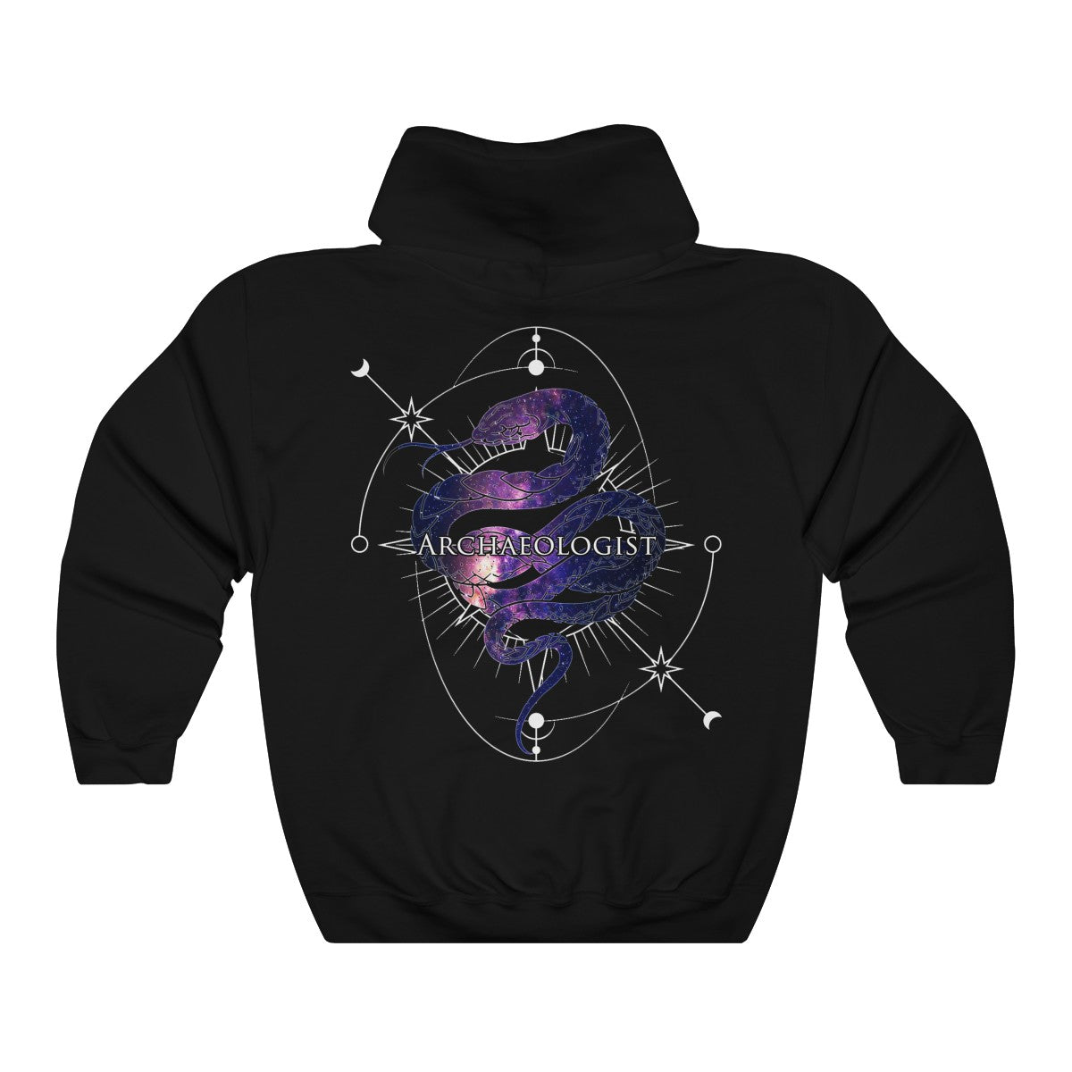 Archaeologist Hooded Sweatshirt