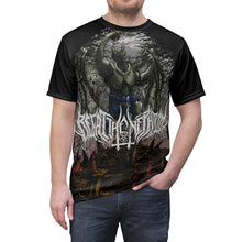 Load image into Gallery viewer, Begat the Nephilim Full Size Print Tee
