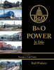 B&O POWER IN COLOR - VOL 1: STEAM AND CAB UNITS/Withers