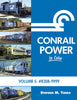 CONRAIL POWER IN COLOR-VOL 5: 8308-9999/Timko