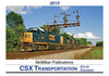 2015 CSX TRANSPORTATION COLOR CALENDAR