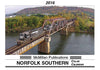 2016 NORFOLK SOUTHERN COLOR CALENDAR