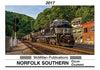 2017 NORFOLK SOUTHERN COLOR CALENDAR/McMillan