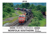 2018 NORFOLK SOUTHERN COLOR CALENDAR