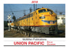 2018 UNION PACIFIC COLOR CALENDAR
