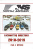 NORFOLK SOUTHERN LOCOMOTIVE DIRECTORY 2018-2019/Withers