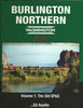 BURLINGTON NORTHERN WASHINGTON IN COLOR - VOL 1: THE OLD SP&S/Austin