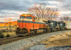 2021 NORFOLK SOUTHERN COLOR CALENDAR