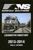 NORFOLK SOUTHERN 2013-2014 LOCOMOTIVE DIRECTORY/Withers