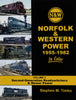 NORFOLK & WESTERN POWER 1955-1982 IN COLOR - VOL 3/Timko