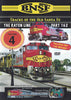 BNSF-TRACKS OF THE OLD SANTA FE - VOL 4: THE RATON LINE