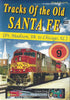 BNSF-TRACKS OF THE OLD SANTA FE - VOL 9: FORT MADISON TO CHICAGO