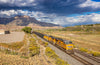 2020 UNION PACIFIC COLOR CALENDAR