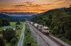 2020 NORFOLK SOUTHERN COLOR CALENDAR