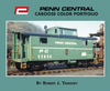 PENN CENTRAL CABOOSE COLOR PICTORIAL/Yanosey