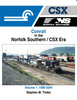 CONRAIL IN THE NORFOLK SOUTHERN/CSX ERA: 1999-2004/Timko