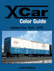 X-CAR COLOR GUIDE - VOL 5: TLCX-ZTTX/Kinkaid