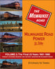 MILWAUKEE ROAD POWER IN COLOR - VOL 2: THE FINAL YEARS 1961-1986/Timko